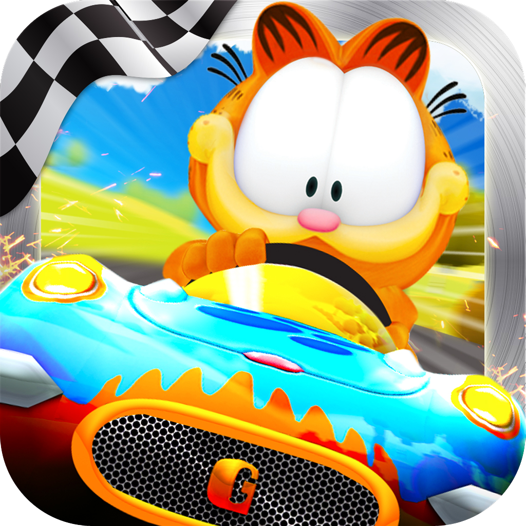 Garfield Kart iOS